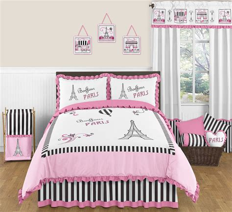 paris comforter set full comforter set 3 size by sweet jojo designs blanket warehouse