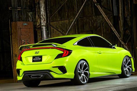 Honda Civic Photo by Photos Honda Civic X 5d 4d 3d 10 2016 From Article 10th