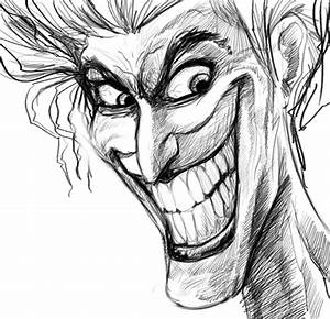Related Keywords & Suggestions for joker pencil art