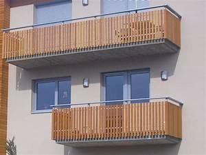 Platten Für Balkon : hpl platten tragkonstruktionen in holz f r balkone und ~ Lizthompson.info Haus und Dekorationen