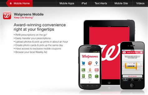 walgreens photo app for android image gallery walgreens mobile