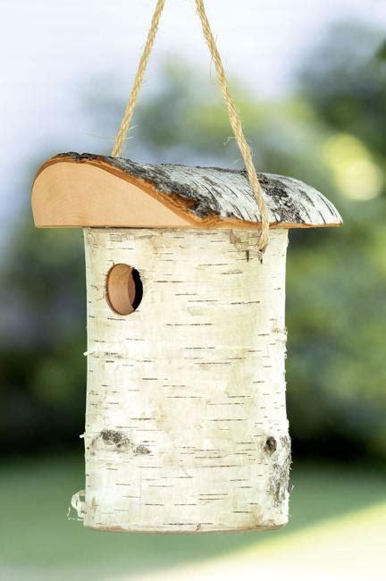 rustic wood birdhouse design ideas natural choices