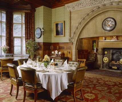 dining room designed  norman shaw