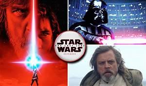 Star Wars 8 News Luke Has Darth Vaderu2019s Red Kyber Crystal