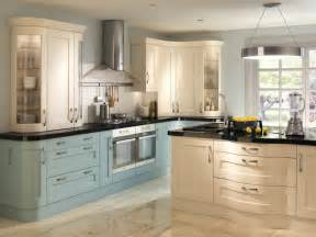 Recommended Paint For Kitchen Cabinets by Bowfell Oak Cream Painted Kitchen Lark Amp Larks