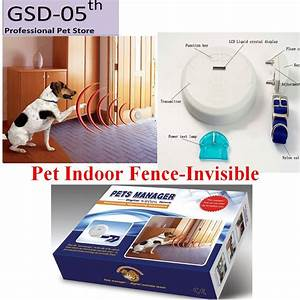 indoor pet dog fence best lcd digital wireless electronic With best rated invisible dog fence
