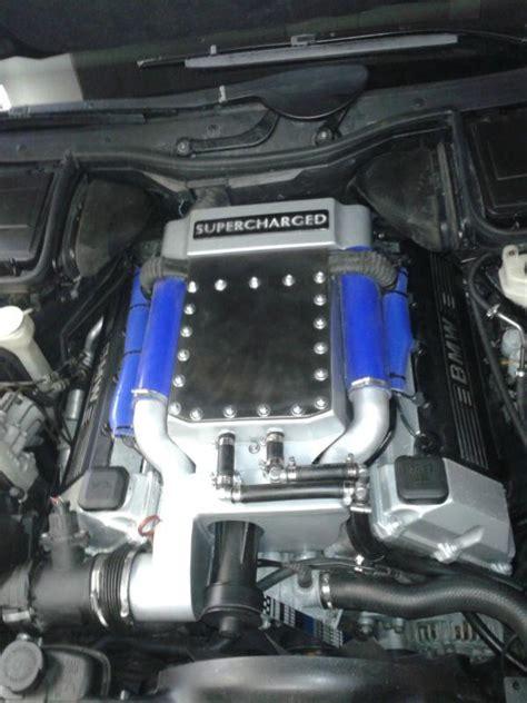 find supercharger kit  bmw