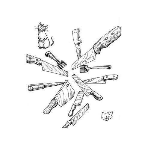 dessin de cuisine coloriages d 39 objets cuisine page 3