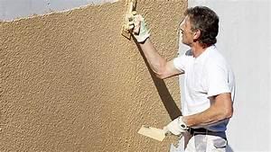 Mineralischer Putz Innen : fassade renovieren mit dem richtigen putz ~ Michelbontemps.com Haus und Dekorationen