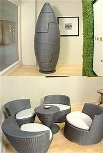 Top, 25, Extremely, Awesome, Space, Saving, Furniture, Designs, That, Will, Change, Your, Life, For, Sure