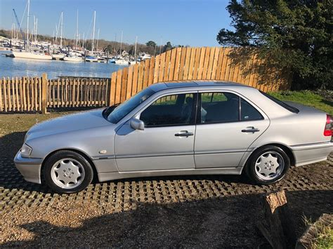 Needs some tlc but engine and gearbox are excellent. 2000 Mercedes W202 C280 Elegance For Sale   Car And Classic