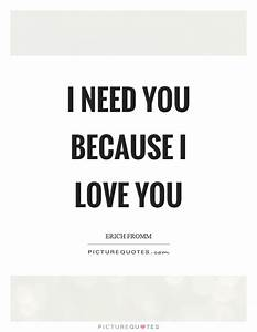 I Love You Because Quotes Inspiration I Love You Because ...