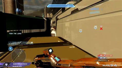 Halo 4 Team Slayer Landfall Xbox One Youtube