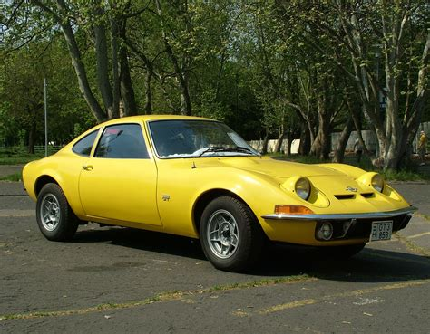 1971 Opel Gt 1971 opel gt information and photos momentcar