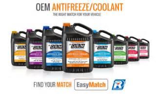 Oem Extended Life Orange Antifreeze/coolant