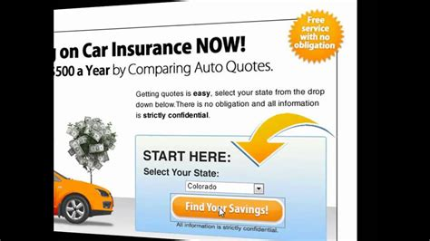 Get Auto Insurance Quotes Online