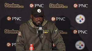 Steelers postgame press conference - YouTube