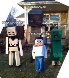 Minecraft Enderman Halloween Costume