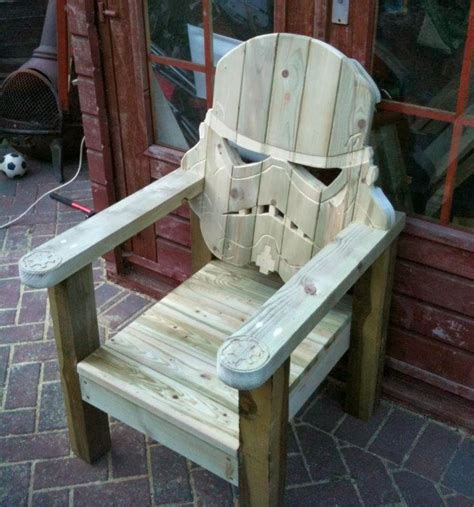 star wars homemade lawn i seen the whole of the wars furniture
