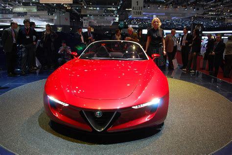 Alfa Romeo Spider Said To Get Modern Styling, 168