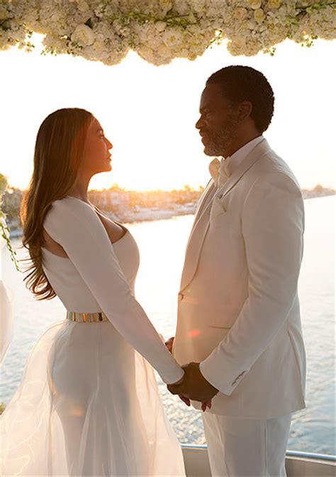 White Hot Inside Tina Knowles' Magical Wedding [photos]