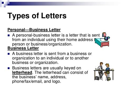 Letters Power Point