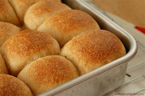 rolls rolls herbed wheat dinner rolls a kitchen addiction