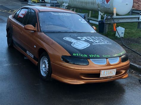 holden vt commodore series  mrkss shannons club