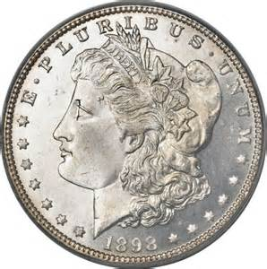 Morgan Silver Dollar Value Chart