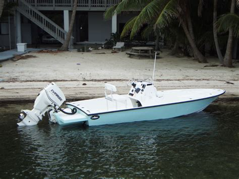 Custom Built Bay Boats by Dusky Marine Custom Built Offshore Shallow Water