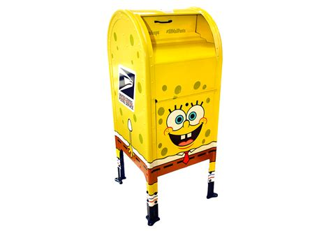 post mail boxes spongebob mailbox axis promotions