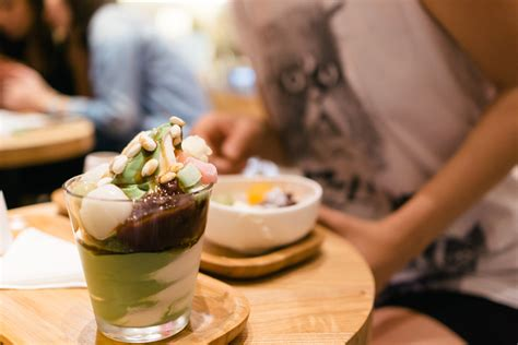 cafe and desserts via tokyo dessert cafe review japanese matcha soft serve that food cray