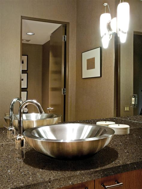 Ideas For Bathroom Countertops by Choices For Bathroom Countertop Ideas Theydesign Net