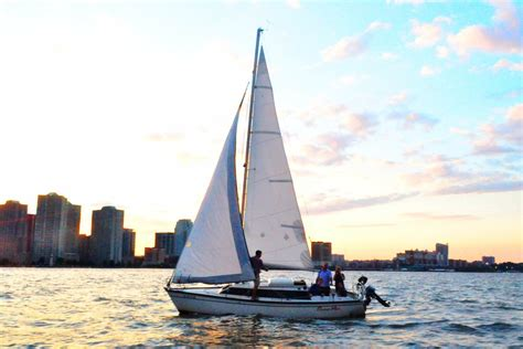 Sailing Boat Sails by Rent A Dufour 1800 26 Sailboat In New York Ny On Sailo