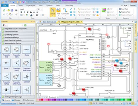 industrial systems diagram electrical architecture solutions