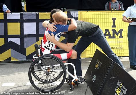 Prince Harry Attends Invictus Games Without Meghan  Daily Mail Online