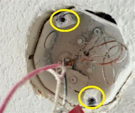 electric box for ceiling fan install doityourself