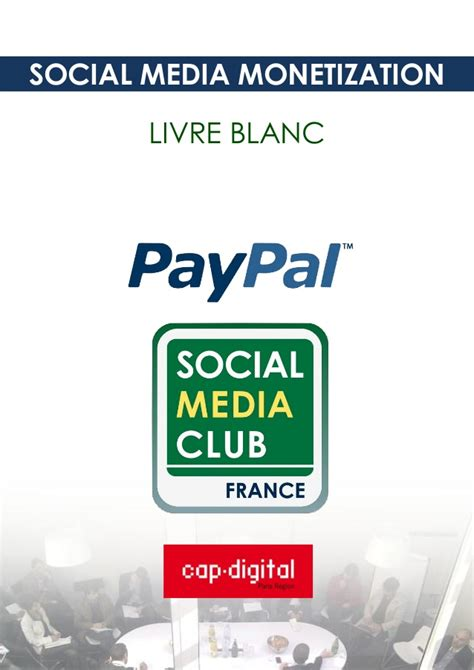 si鑒e social orange livre blanc du social media chaire social media monetization