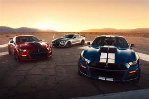2020 Ford Mustang Shelby GT500 Has a Very Special Exhaust Note