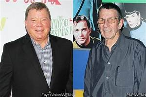 William Shatner Defends His Absence From Leonard Nimoy's ...