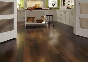 Schon Brazilian Walnut Engineered - Hardwood Flooring - by