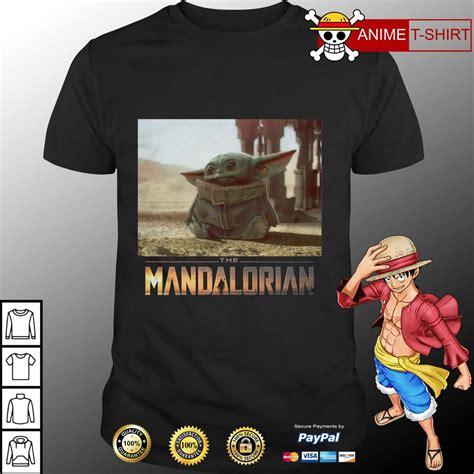 The Mandalorian Baby Yoda Cute I am Adore me you must shirt