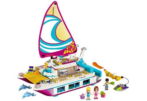 Catamaran Lego Friends by Hot Toys For Christmas 2017 Top Predictions
