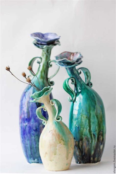 ceramic vase ideas  pinterest pottery vase
