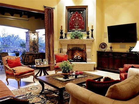 Home Interior Inc : Spanish Colonial Home In Scottsdale By Sloane Marshall