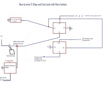 Wiring Diagram Line by How To Wire Line Lock 2 Step Page 3 Rx7club