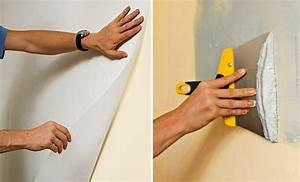 Lessiver Un Mur Avant Peinture : nettoyage des murs avant peinture id es d coration ~ Premium-room.com Idées de Décoration