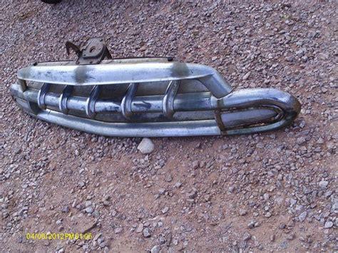 sell  chevrolet original passenger car grille assy