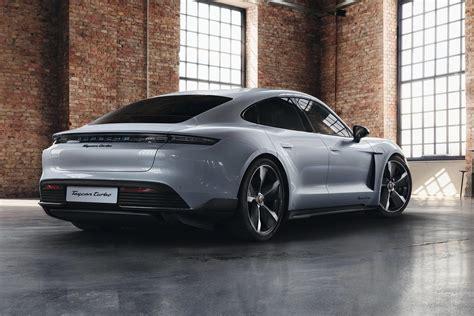 Official DOLOMITE SILVER METALLIC Porsche Taycan Thread ...