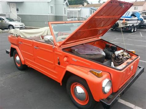 Classic Volkswagen Thing